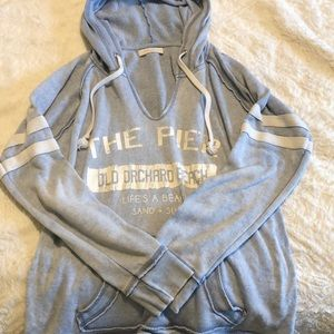 Ocean Drive Tops - Beach Sweatshirt